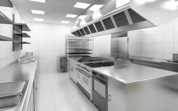 Limpeza de cozinhas industriais