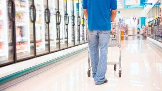 Limpeza de supermercados e mercearias
